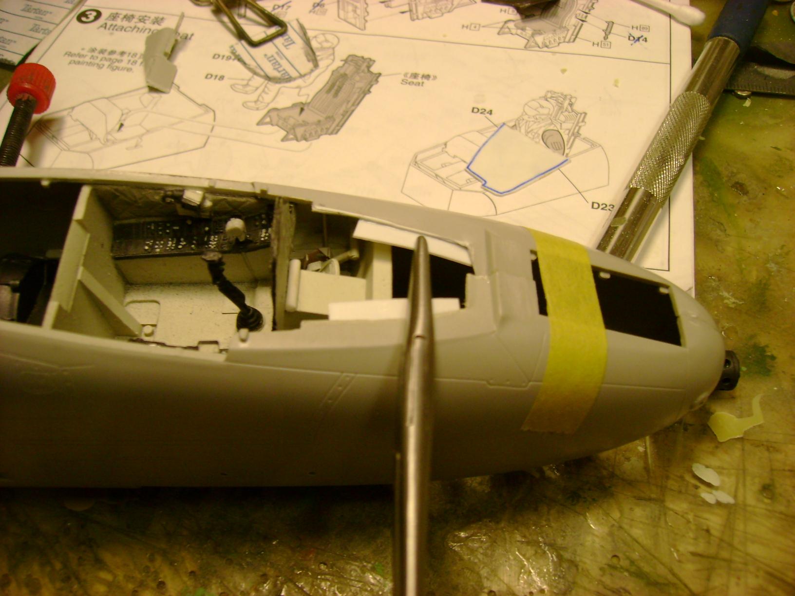 A-10 Thunderbolt II...1/32 Trumpeter + PE Edouard....( T-Bird) Up 02/12.... 38544036r
