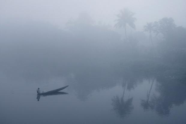 Sương sớm vùng quê 924f