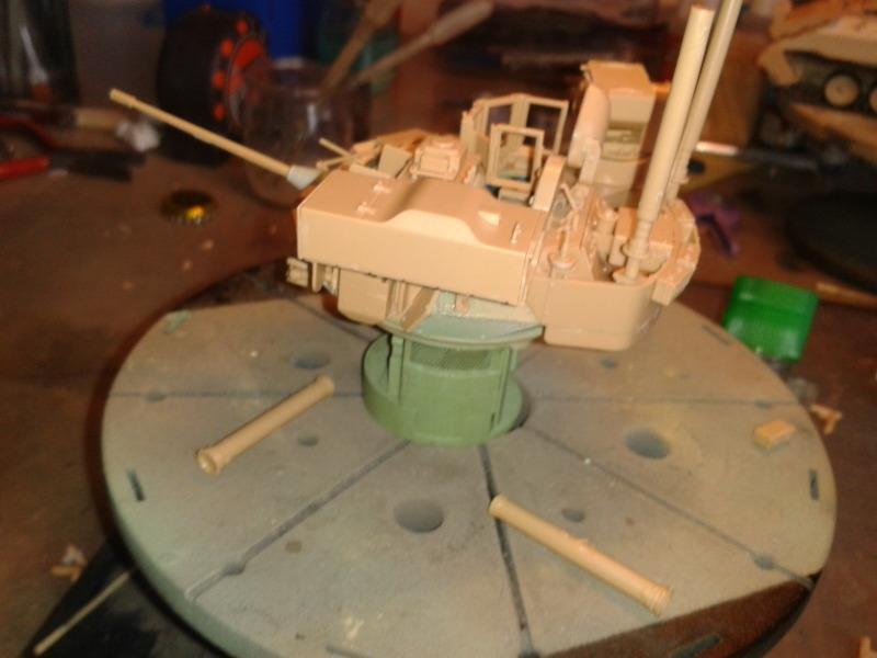 Bradleys M2A3 w/Busk III Meng 1/35 by T-Bird....Terminer !!!!! 6k13