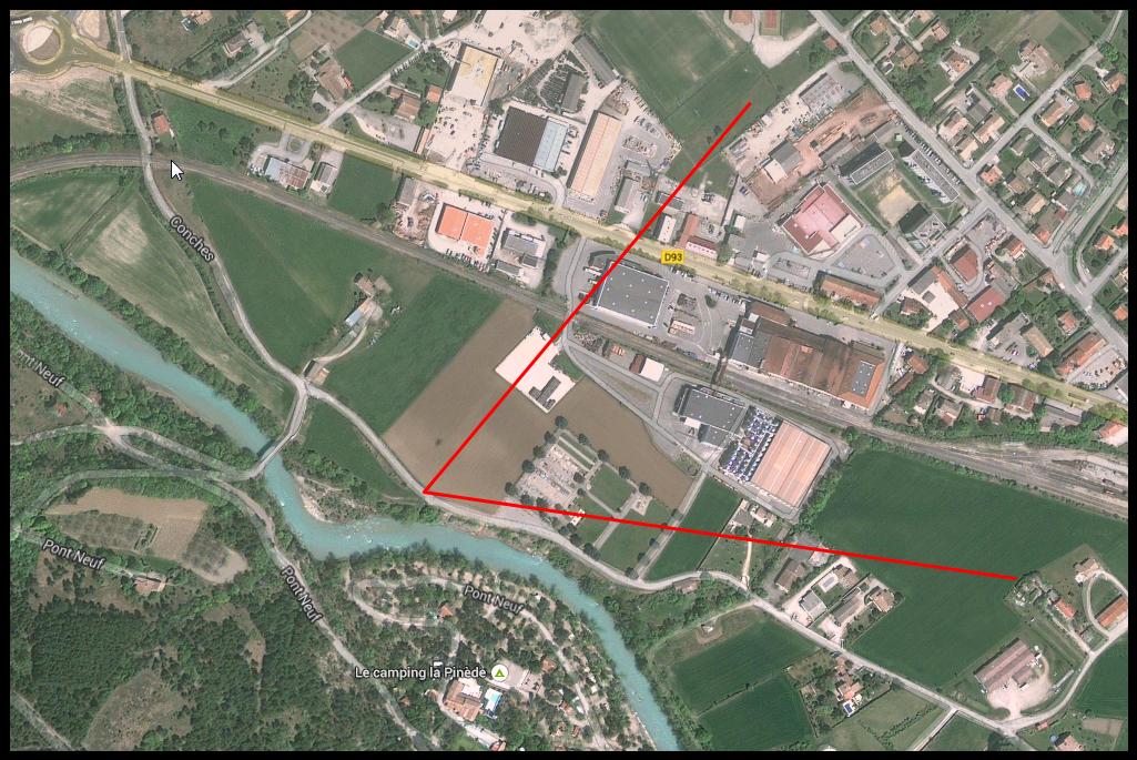 2014: le 10/05 à 16h45 - Un phénomène ovni troublant - Die-Drôme (dép.26) W546