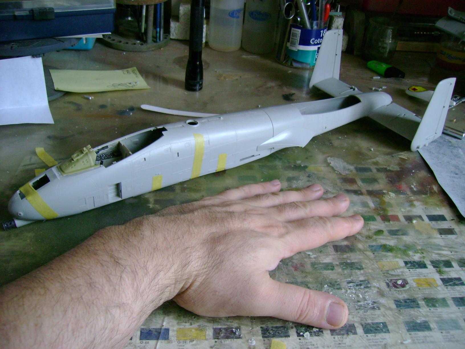 A-10 Thunderbolt II...1/32 Trumpeter + PE Edouard....( T-Bird) Up 02/12.... 90536381