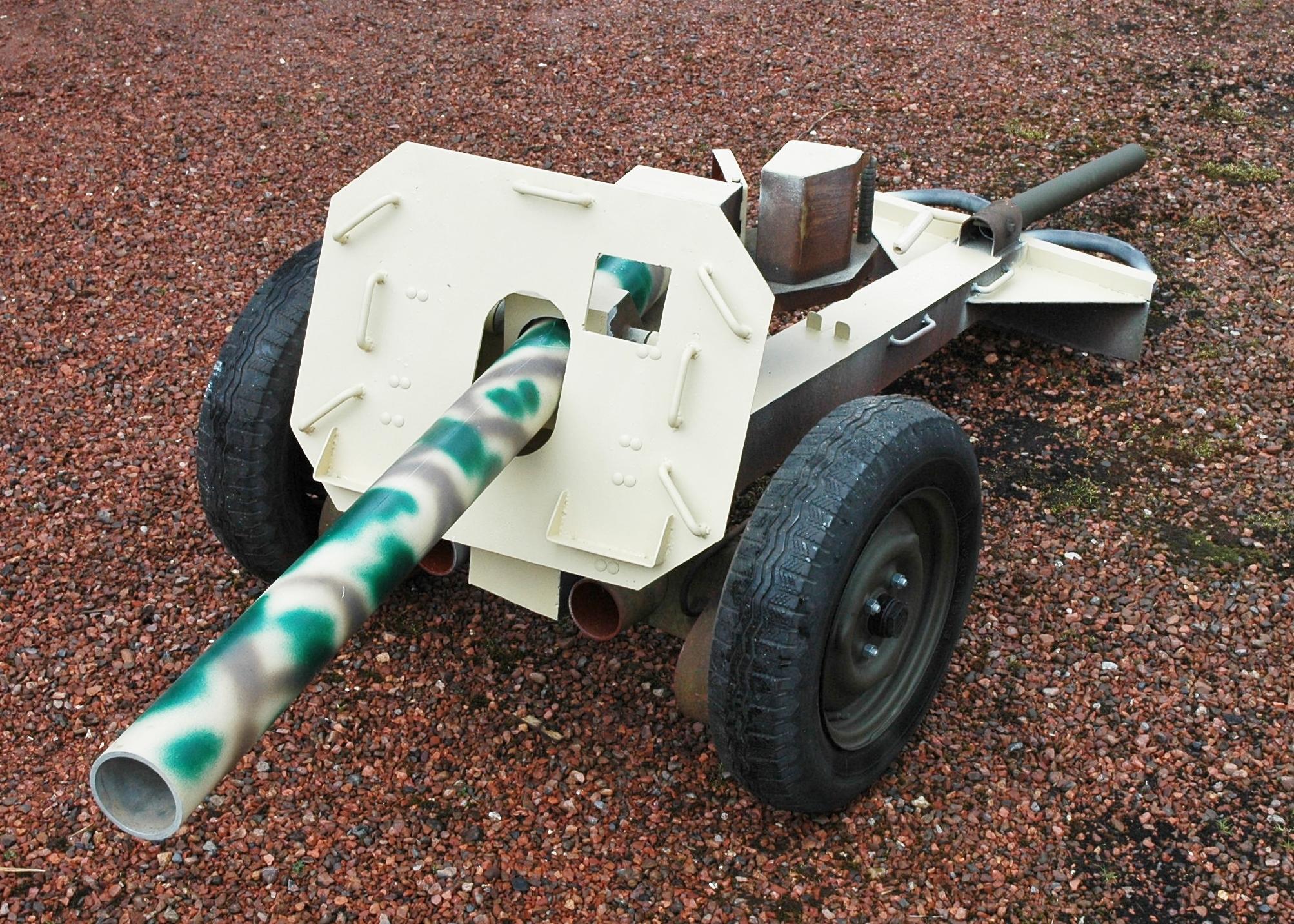 8.8 cm Raketenwerfer 43 Dsc9491