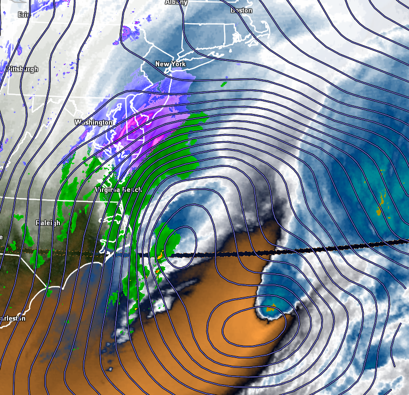 March 25th Glancing Blow Storm, 1st Call Snow Map - Page 10 I9ad