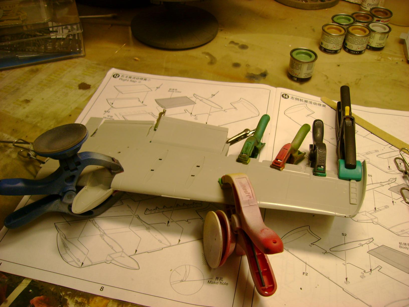 A-10 Thunderbolt II...1/32 Trumpeter + PE Edouard....( T-Bird) Up 02/12.... 53338106