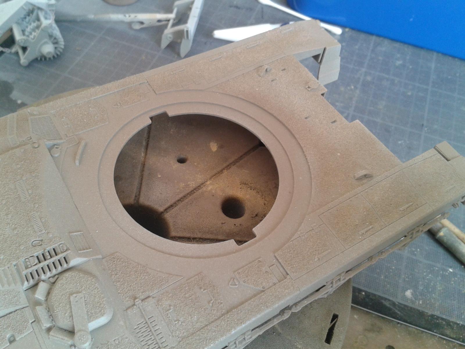 Merkava Mk.3 BAZ w/Nochri Dallet Mine Roller System Meng 1/35....Terminé !!!!! Rs1z