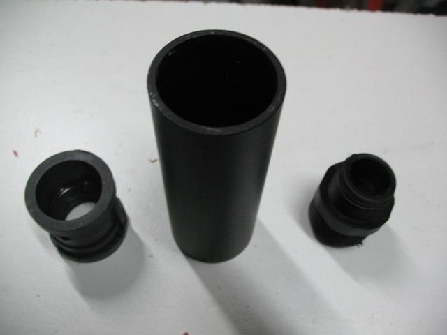 Construccion de pequeño telescopio con piezas de binoculares Q8s7