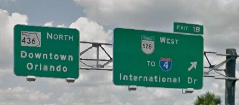 [Guide] Se déplacer en voiture à Orlando ACv30h