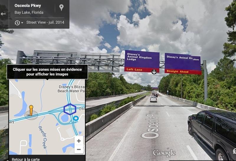[Guide] Se déplacer en voiture à Orlando Eschxe