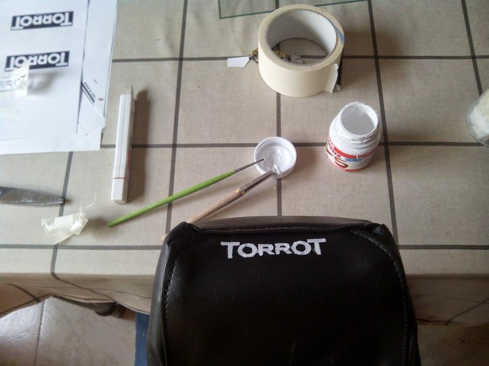 Torrot - Restauración Torrot Tiburón JBg2ik