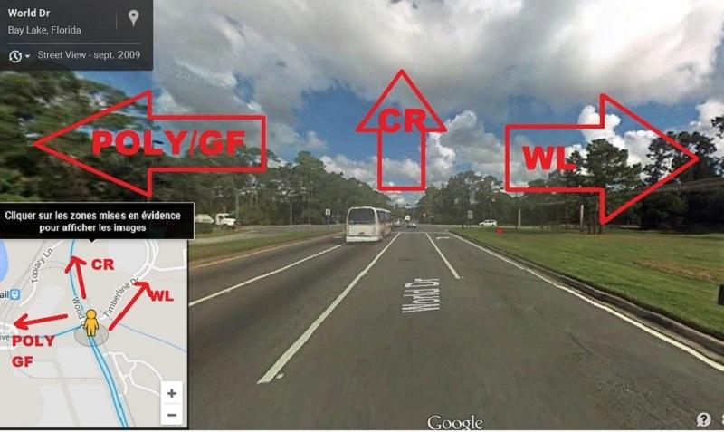 [Guide] Se déplacer en voiture à Orlando 5511ZT