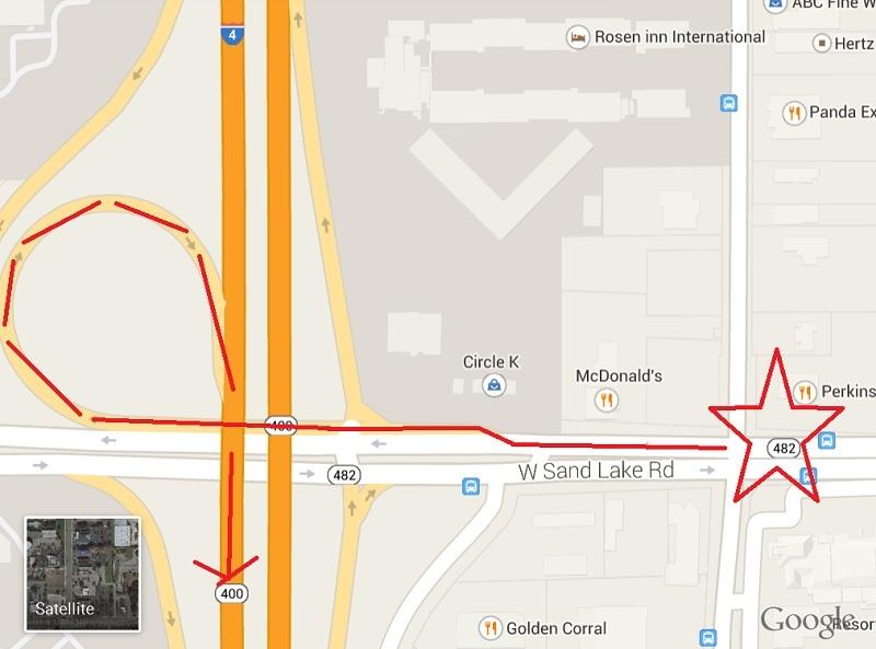 [Guide] Se déplacer en voiture à Orlando LTxWSS