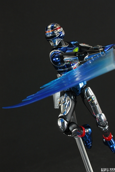 [Review] S.H. Figuarts Shaider KEeDNo