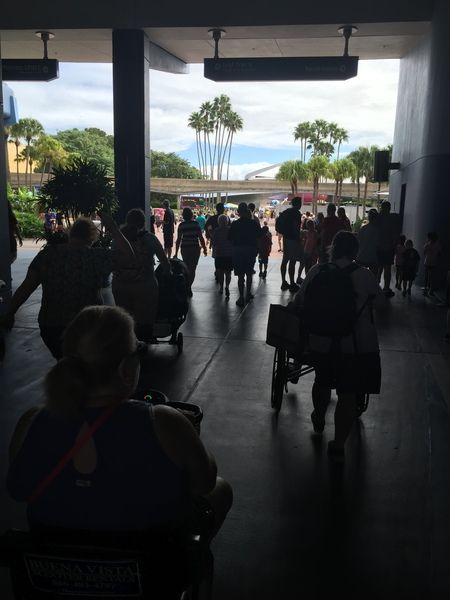 TR 1re fois à WDW + Universal Orlando Halloween 2015 GWDMR1