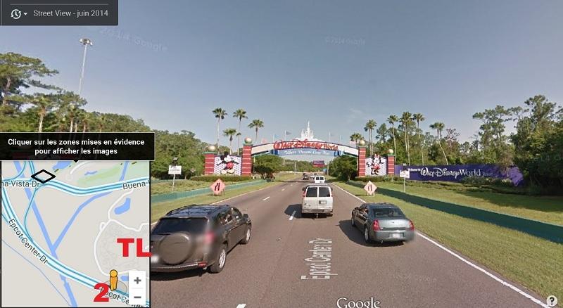 [Guide] Se déplacer en voiture à Orlando UVTsur