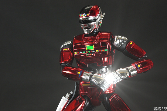 [Review] S.H. Figuarts Space Sheriff Sharivan YMSE16