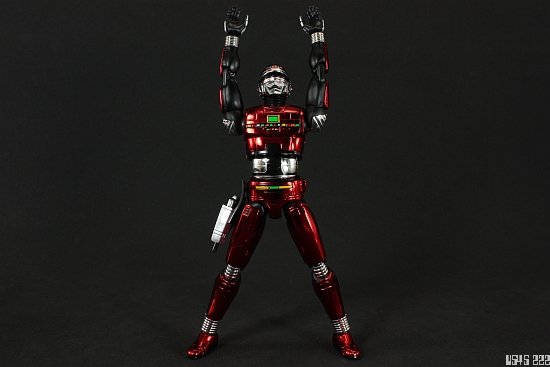 [Review] S.H. Figuarts Space Sheriff Sharivan 7ij85m