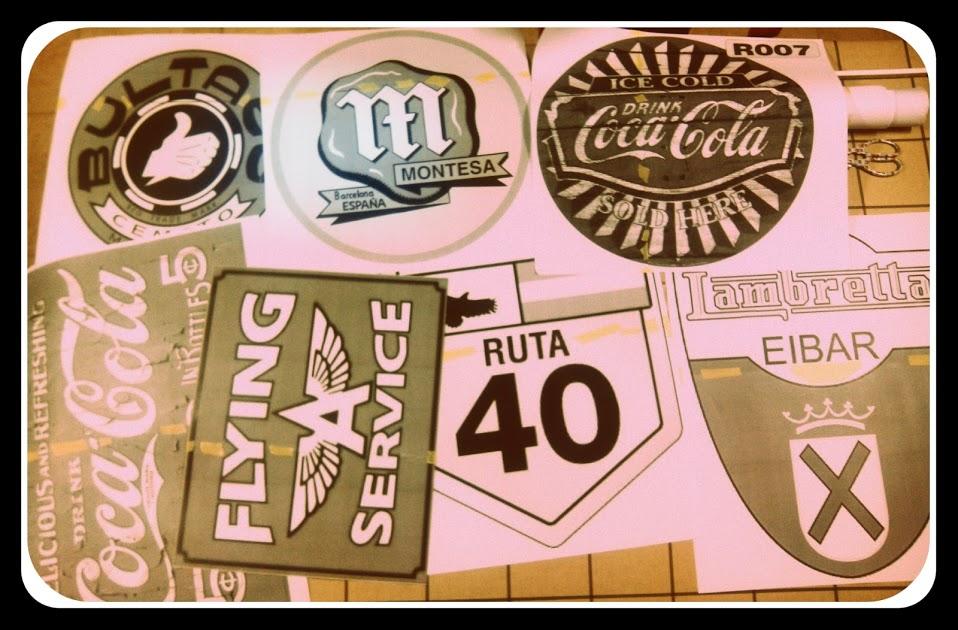 Carteles, Baúles, latas  decoración Vintage DmFGxD