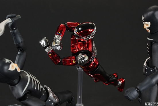 [Review] S.H. Figuarts Space Sheriff Sharivan VerqaD