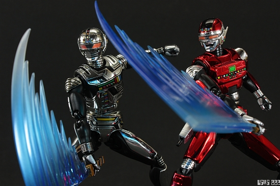 [Review] S.H. Figuarts Space Sheriff Sharivan 8wrkCB
