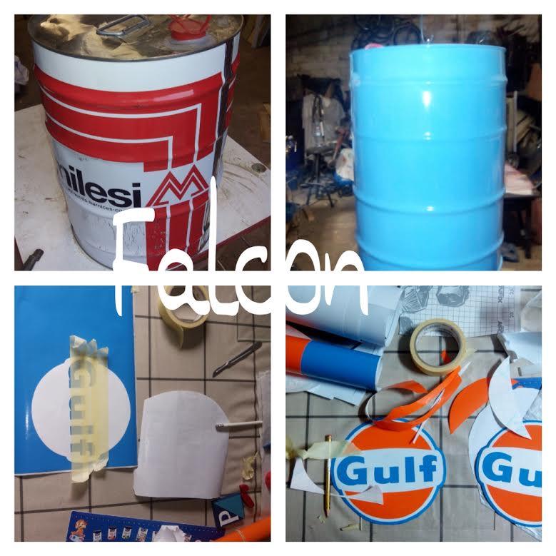 Carteles, Baúles, latas  decoración Vintage HzbQVi