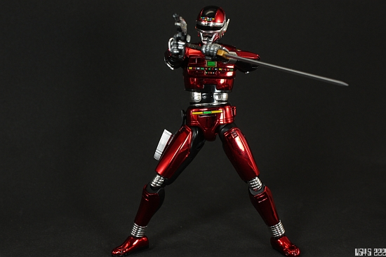 [Review] S.H. Figuarts Space Sheriff Sharivan UkSKKN