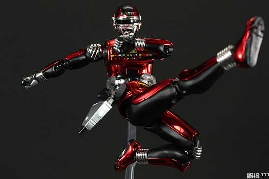 [Review] S.H. Figuarts Space Sheriff Sharivan TV38IV