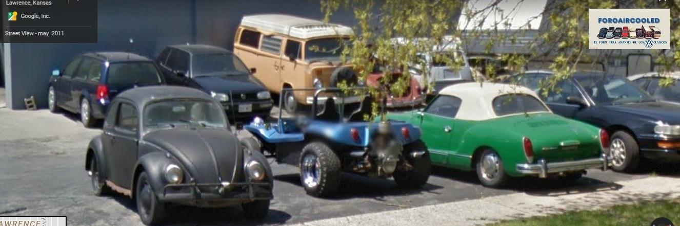 street view y VW's...  WtLmXI