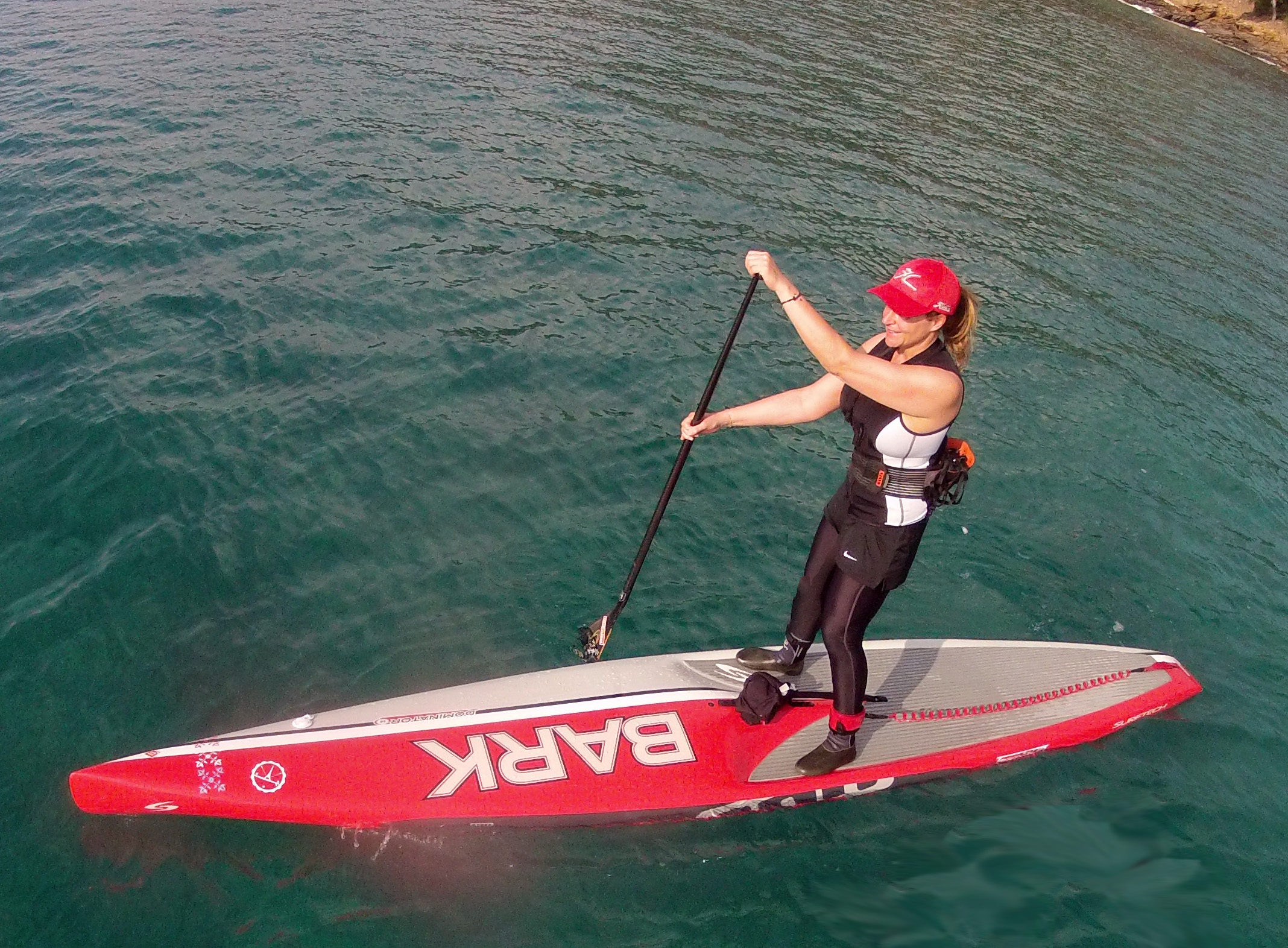 [VENDS] SUP stand up paddle race Surftech Bark Dominator 14 TBE  VQphr1