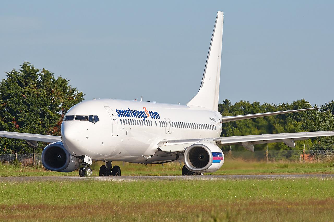 [22/05/2016] Boeing 737-800 (OM-GTE) Go2Sky 6Y2sNS