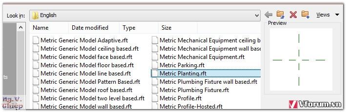 Tạo thư viện mô hình có thể phóng to, thu nhỏ trong Revit X6yoT1