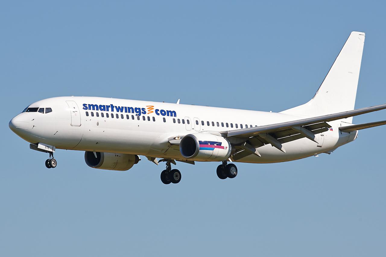[22/05/2016] Boeing 737-800 (OM-GTE) Go2Sky Erx7KR