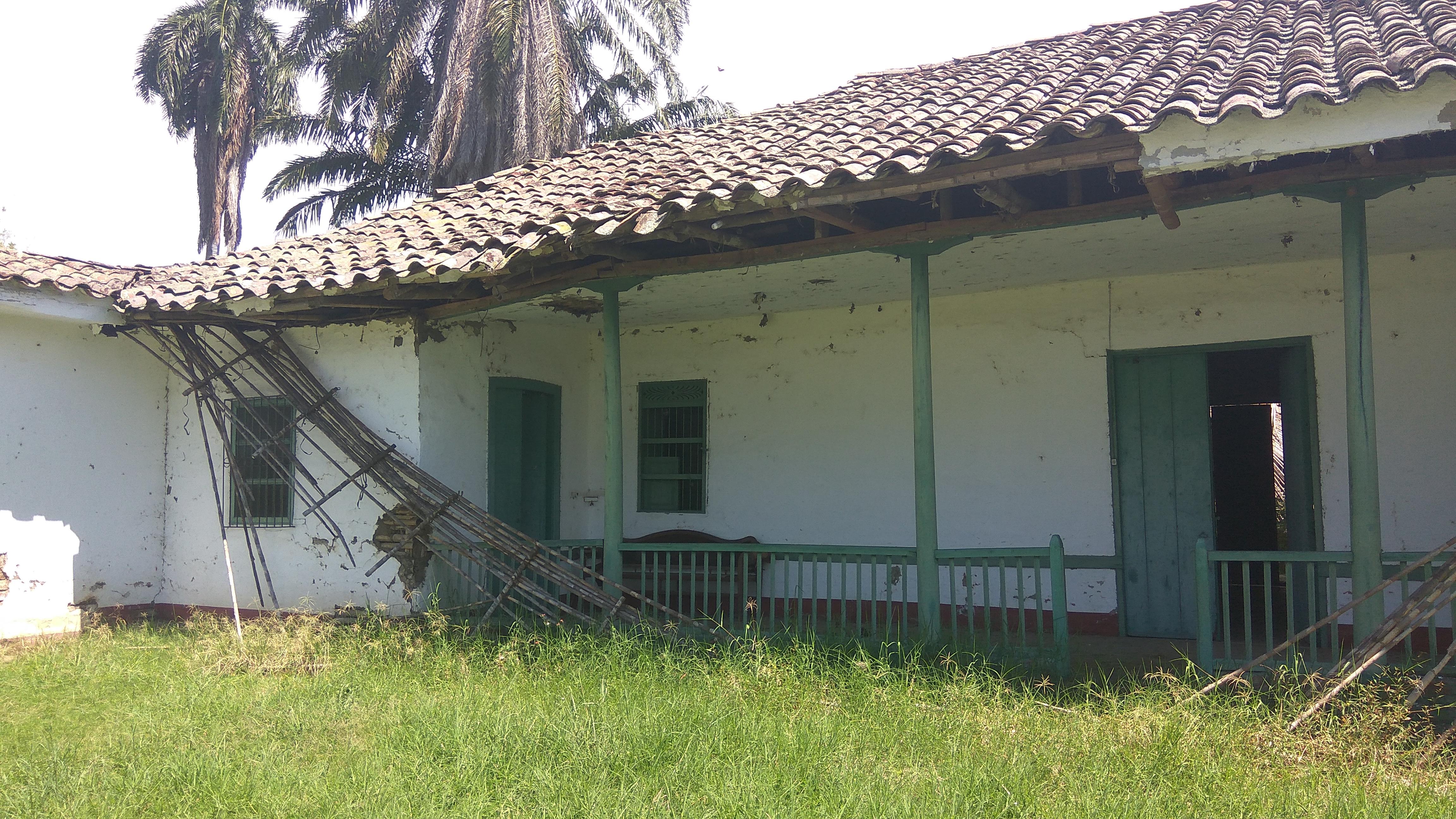 Hacienda Antigua Colombia Intacta  ZZTrVL