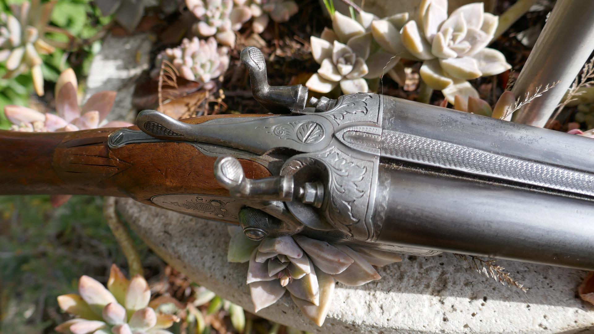 Questions sur fusil de chasse  9RC4QK