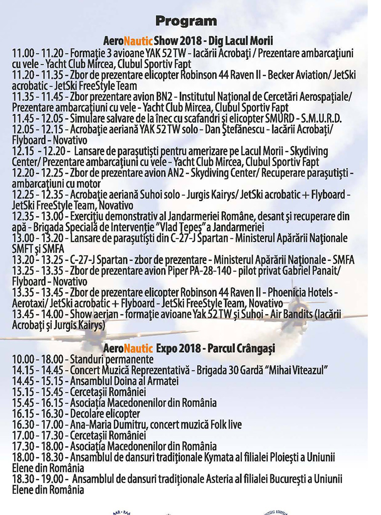 AeroNautic Show 2018 - Lacul Morii, Bucuresti - 15 septembrie WnXSxJ