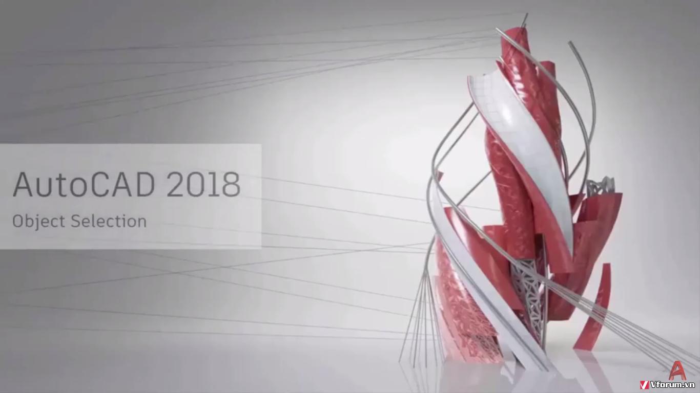 Sở hữu AutoCAD 2018 - Giảm ngay 30% thuê bao 3 năm IPAE98