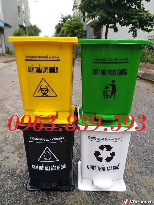 Cc thùng rác bệnh viên mẫu mã đa dạng giá cạnh tranh  0963.839.593 Ms.Loan PTeJfF