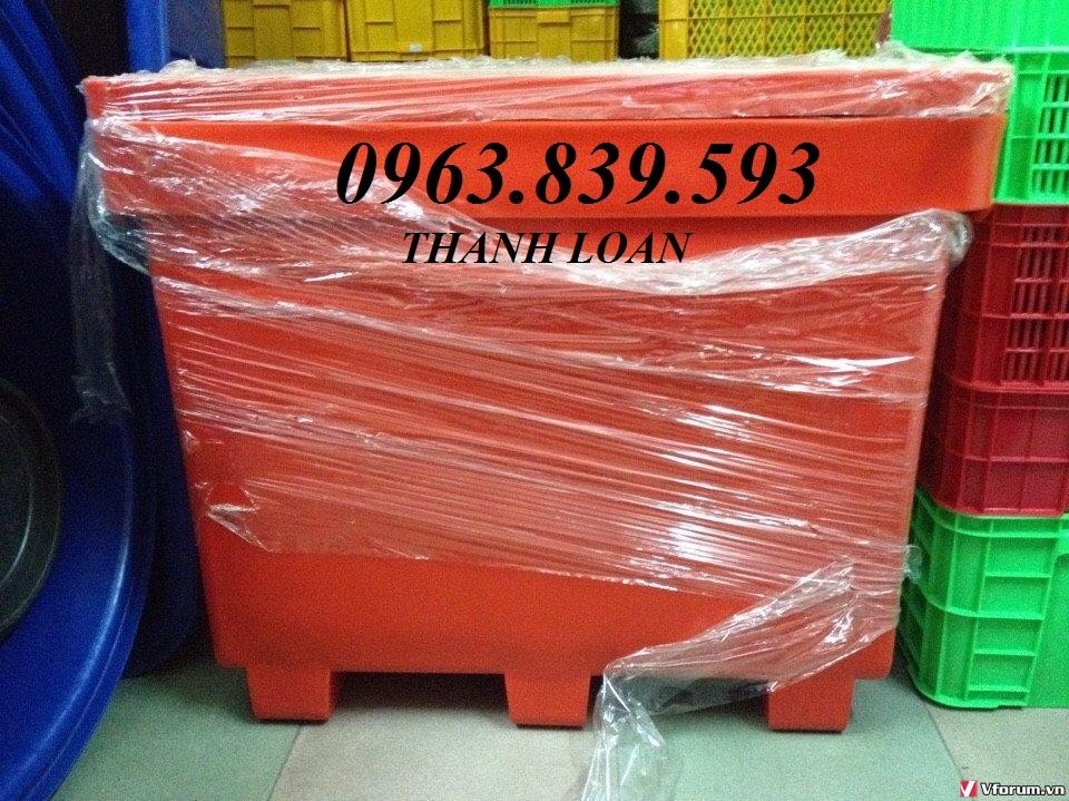 Bán thùng giữ lạnh hải sản nhà hàng - thùng giữ lạnh công nghiệp mới chất lượng  SUAsVb