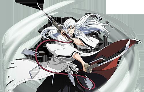 Jūshirō  Ukitake  [FINISHED] MLGEHY