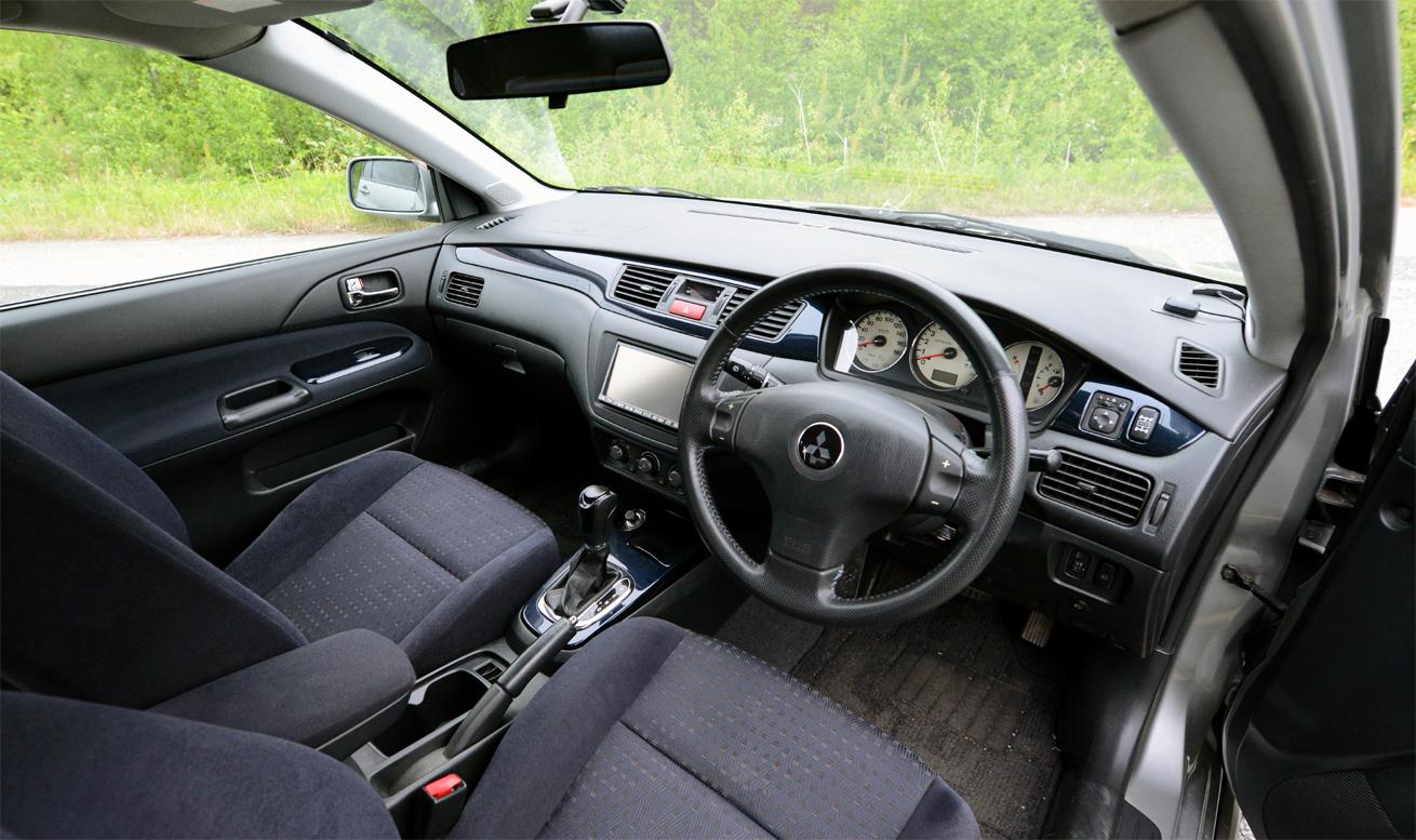 Mitsubishi Lancer Evolution VII GT-A 2003, ~139tkm EyqBOK