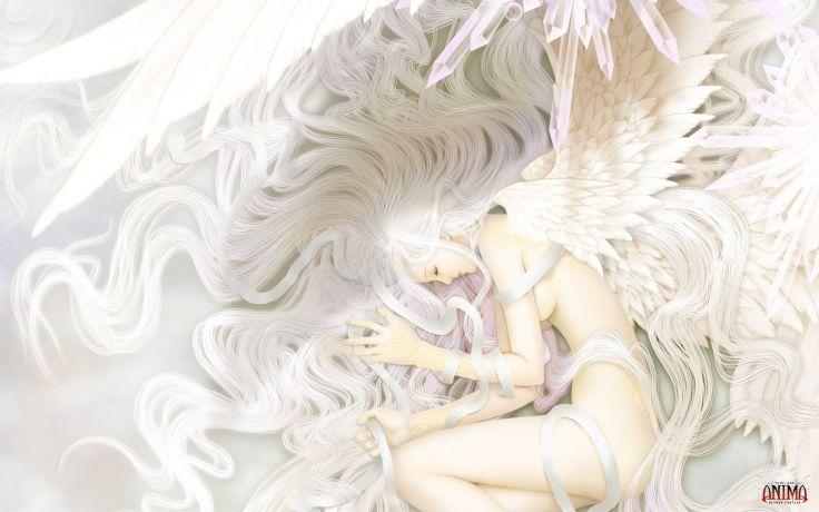 Broken Angel. [Khaeli ID]  0trfWO