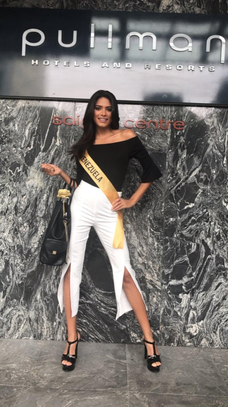 tulia aleman, 1st runner-up de miss grand international 2017. - Página 4 UDVBnM
