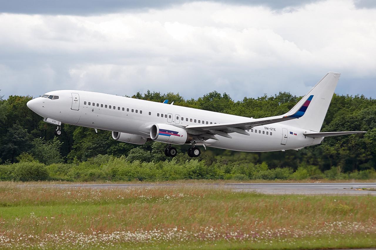 [22/05/2016] Boeing 737-800 (OM-GTE) Go2Sky VSQkZS