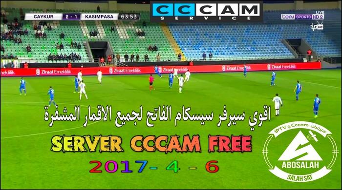 CCcam Gratuit Server Pour Tous On  6/04/2017 KCSPy1