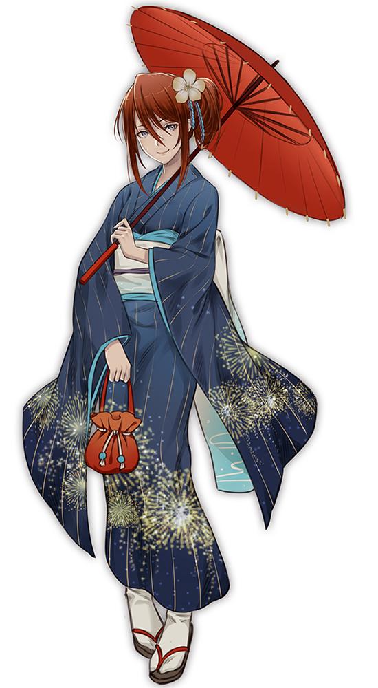 Tsubaki Koezuka [APPROVED, 1-1+] NYASMj