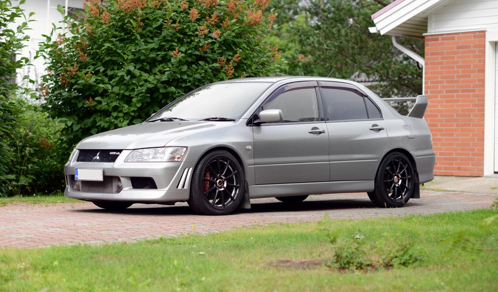 Mitsubishi Lancer Evolution VII GT-A 2003, ~139tkm IaC1Zk