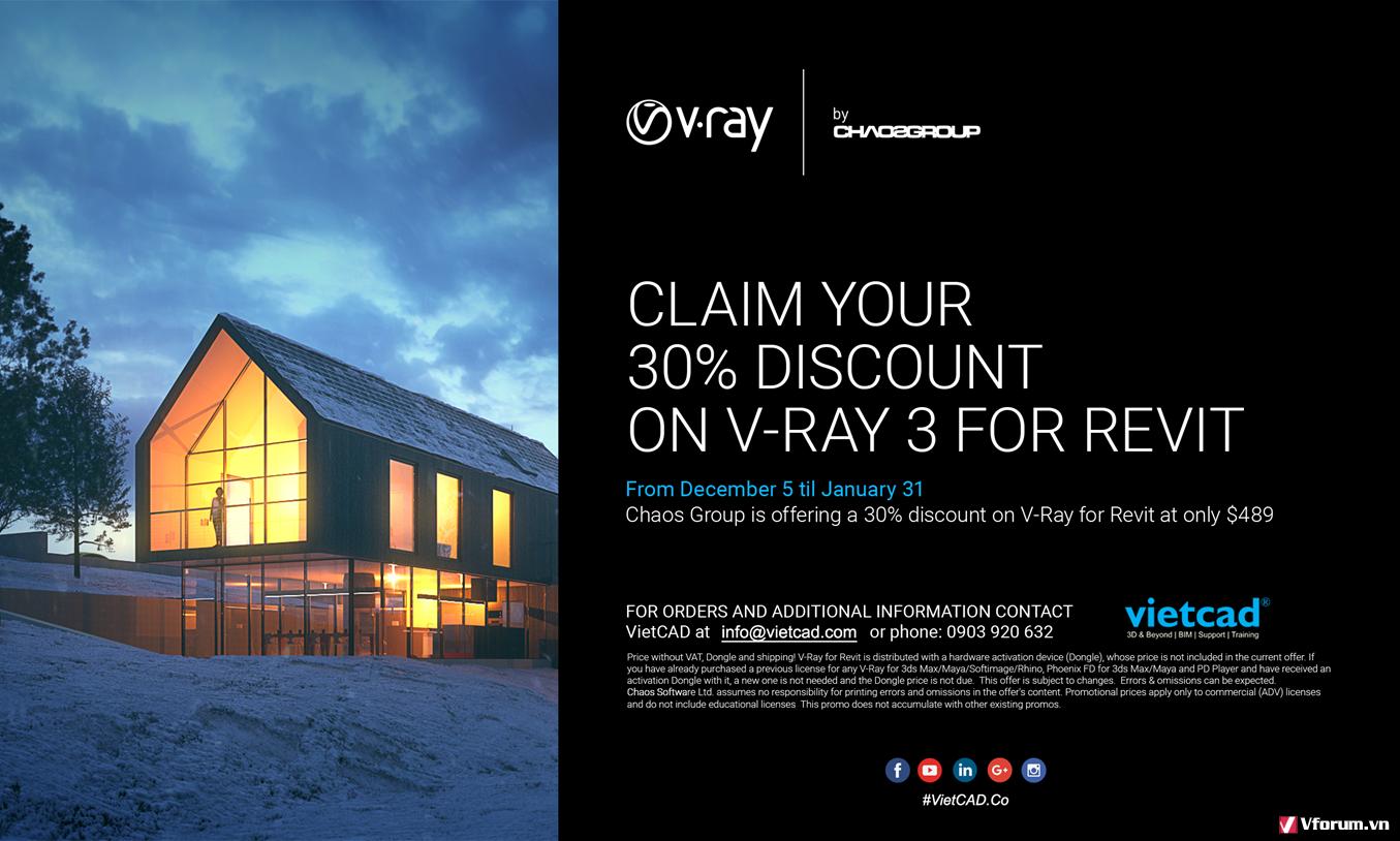 Hướng dẫn thay đổi chất liệu sản phẩm trong V-Ray for Revit VvX96z