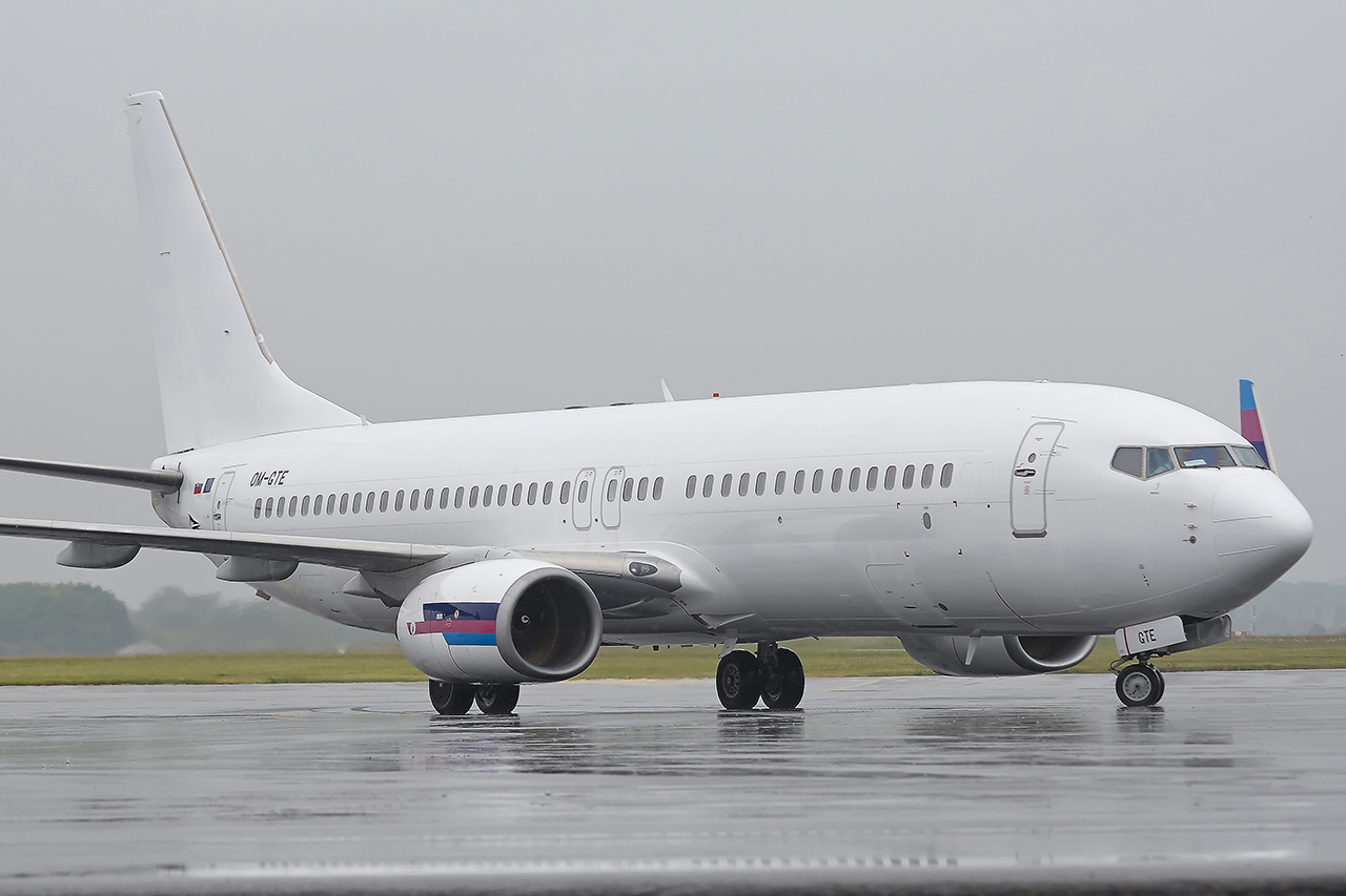[22/05/2016] Boeing 737-800 (OM-GTE) Go2Sky HuGSjx