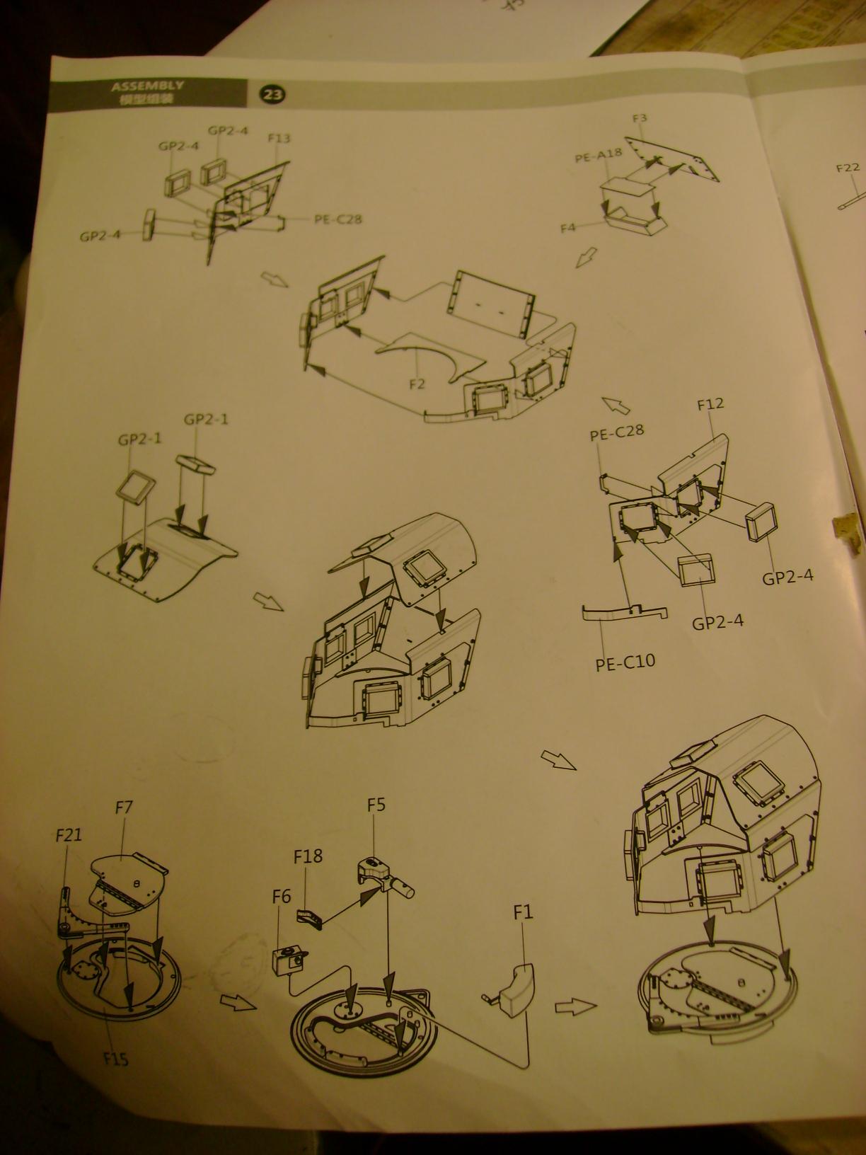 M-ATV Oshkosh....Kit Panda 1/35...Projet terminer !!!!!!!!!! ENFIN !!!!!!!!! - Page 4 109pi