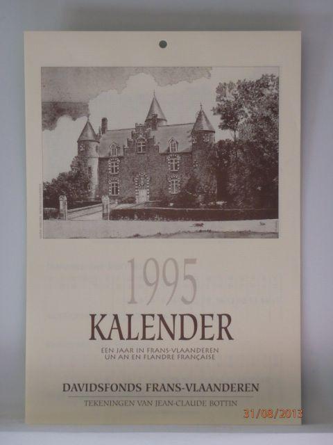 Davidsfonds Frans-Vlaanderen Xc9k