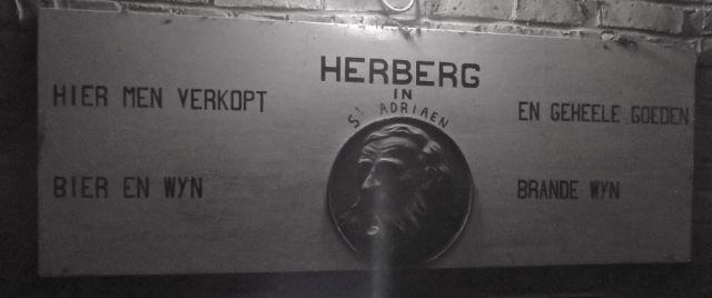 VLAAMSE HERBERGEN VROEGER EN NU K1bq